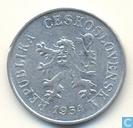 Czechoslovakia 5 haleru 1954