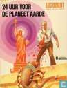 Comic Books - Luc Orient - 24 uur voor de planeet aarde