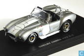 Shelby Cobra 427 S/C Racing - Silver