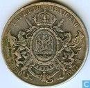Mexique 1 peso 1867