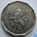 République tchèque 2 korun 2002