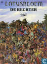 Comic Books - Lotusbloem - De rechter