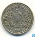Guatemala 5 centavos 1992
