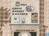 VPRO's grote omroep kalender 1990