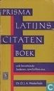 Prisma Latijns citatenboek