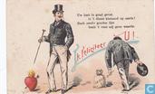 nieuwjaarskaart 31 dec. 1903