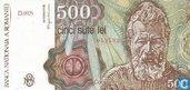 Rumänien 500 Lei 1991