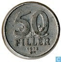 Hungary 50 fillér 1973