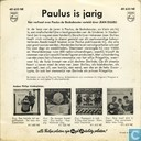 Disques vinyl et CD - Oort, Jan van - Paulus is jarig