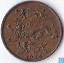 Estland 2 senti 1934