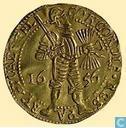 2 ducat Gelderland 1656