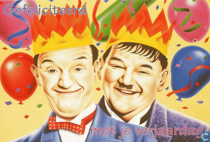 Gefeliciteerd met je verjaardag - Film: Laurel & Hardy - Catawiki