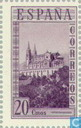 Postage Stamps - Spain [ESP] - Tolédo
