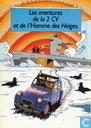 Les aventures de la 2CV et de l'homme des neiges