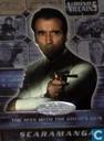 Christopher Lee as Scaramanga