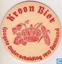 Oldest item - Kroon Bier / Briljant