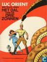 Comic Books - Luc Orient - Het dal van de drie zonnen