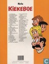 Bandes dessinées - Marteaux, Les - Kies Kiekeboe