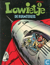 Comic Books - Lowietje [Berck] - De ruimtereis