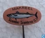 Makreel Scomber Scombrus (L)