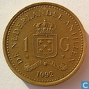Netherlands Antilles 1 guilder 1992
