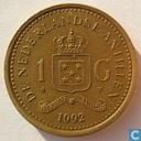 Nederlandse Antillen 1 gulden 1992