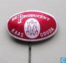 De Producent Kaas Gouda [rood]