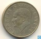 Monnaies - Turquie - Turquie 10 bin lira 1996