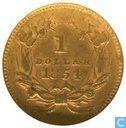 Verenigde staten 1 dollar 1854