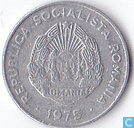 Roemenië 15 bani 1975
