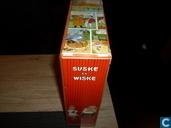 Cans / tins / jars - Standaard Uitgeverij Antwerpen - Suske en Wiske koffer