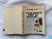 Comics - Familie Tiktak, De - Na de sneeuw komt de blizzard