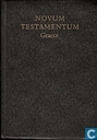Novum Testamentum Graece - cum apparatu critico