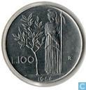 Italy 100 lire 1964