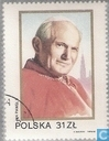Pope John Paul II visits Poland