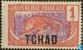 Leopard, avec impression