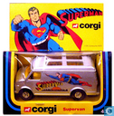 Chevrolet Panel Van (Superman's Supervan)