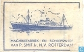 L'objet le plus ancien - Machinefabriek en Scheepswerf van P. Smit Jr. N.V.