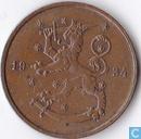 Finland 10 penniä 1934