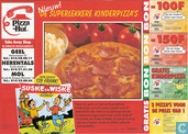 Pizzahut folder 1999
