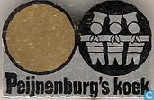 Peijnenburg's koek [goud]
