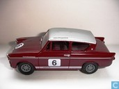 Ford Anglia 105E - Broadspeed Racing. Part of set BA 1002