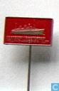 S.S. Nieuw Amsterdam Holland-Amerika Lijn [rouge]