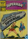Comic Books - Jimmy Olsen - Een ruimte-amazone... machtiger dan Superman?