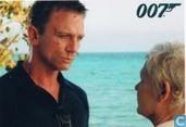 James Bond-M