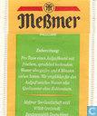 Theezakjes en theelabels - Meßmer - 6-Kräuter