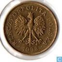 Pologne 5 groszy 1998