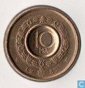 Noorwegen 10 kroner 1985