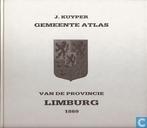 Gemeente atlas van de provincie Limburg