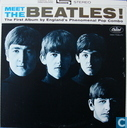 Platen en CD's - Beatles, The - Meet The Beatles